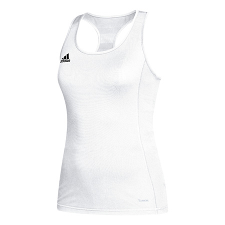 18b2f41eb Adidas Team 19 Compression Women's Tank | FirsttotheFinish.com