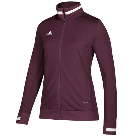 cdb430385 Adidas Team 19 Women's Track Jacket | FirsttotheFinish.com