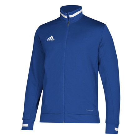544fa04c9 Adidas Team 19 Youth Track Jacket | FirsttotheFinish.com