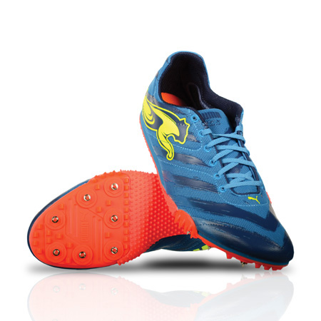 most reliable find lowest price world-wide free shipping puma tfx star v2 men's track spikes