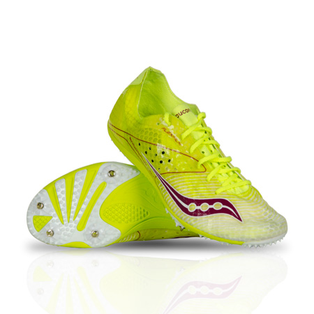 the best attitude c9689 8ac1b Saucony Endorphin LD4 Women's Spikes