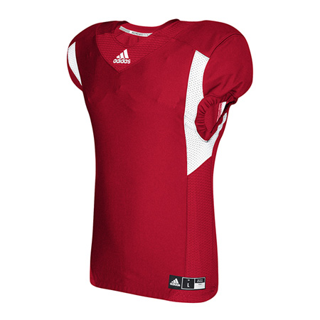 50ee5d2535112 adidas techfit hyped football jersey