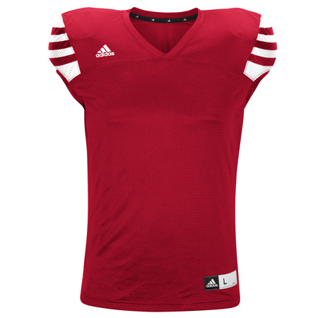 Adidas Audible Youth Football Jersey  8bed39032