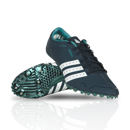 New Adidas Adizero Prime SP Mens Track & Field Spikes WHITE