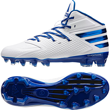 b8c4a919f60 Adidas Freak X Carbon MID Cleats