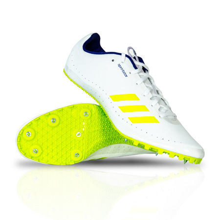 quality design e9428 7037d Adidas Sprintstar Men s Track Spikes   FirsttotheFinish.com