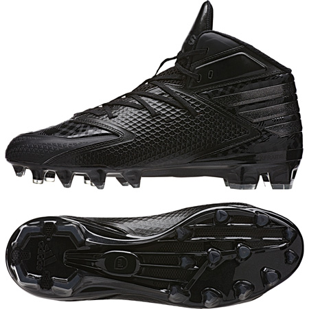 wholesale dealer 716df a2da4 adidas freak x carbon mid cleats